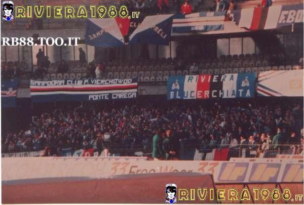 Verona-Sampdoria 1988/1989