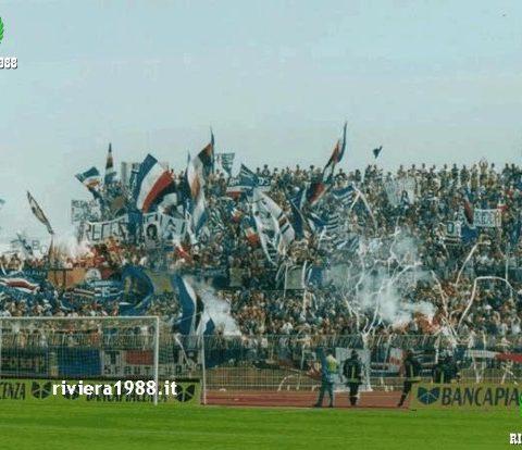 Piacenza-Sampdoria 2000/2001