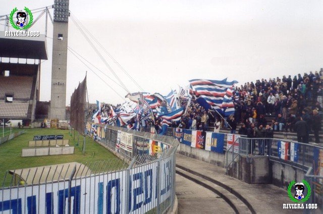 Monza-Sampdoria 2000/2001