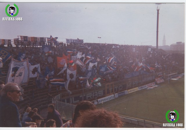 Sampdoria-Chievo Verona 1999/2000