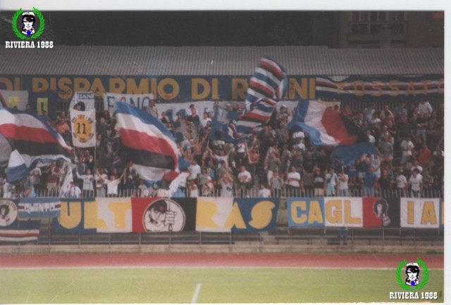 Sampdoria-Fermana 2000/2001 coppa Italia