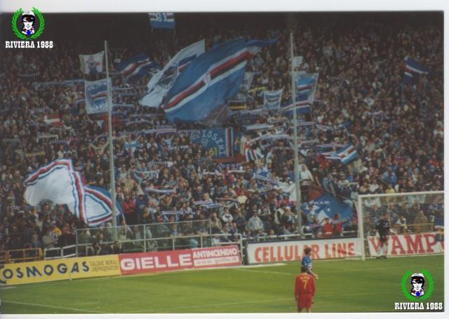 Sampdoria-Ravenna 2000/2001