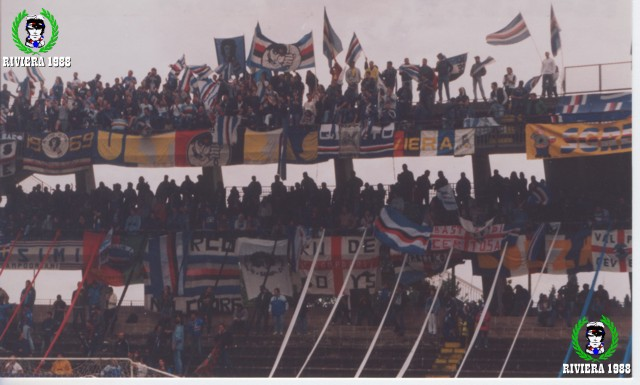 Ternana-Sampdoria 2001/2002