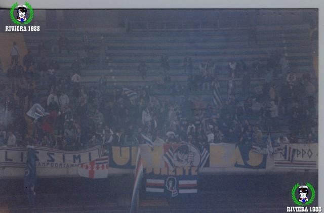 Torino-Sampdoria 2001/2002 coppa Italia