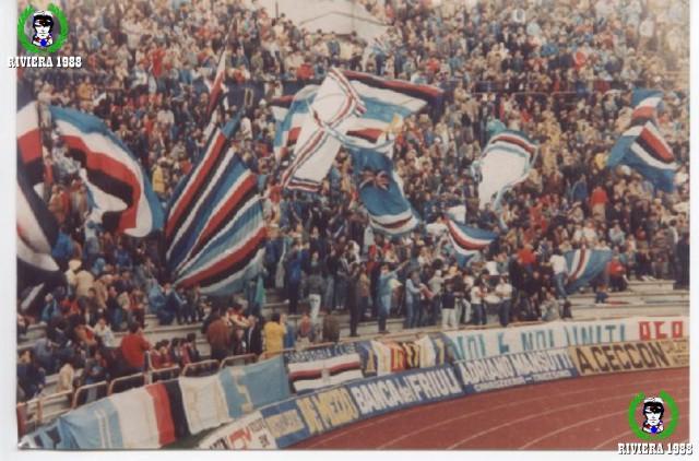 Udinese-Sampdoria 1983/1984