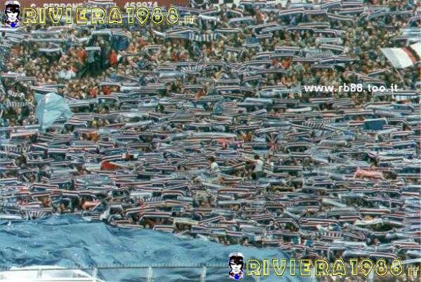 Sampdoria-Atalanta 1984/1985