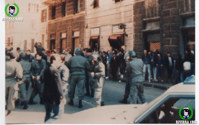 Sampdoria-Juventus 1985/1986