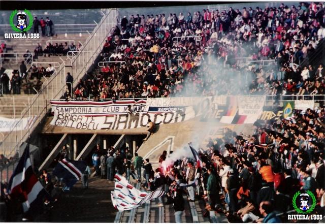 Como-Sampdoria 1986/1987