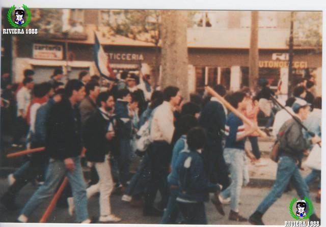 Juventus-Sampdoria 1986/1987