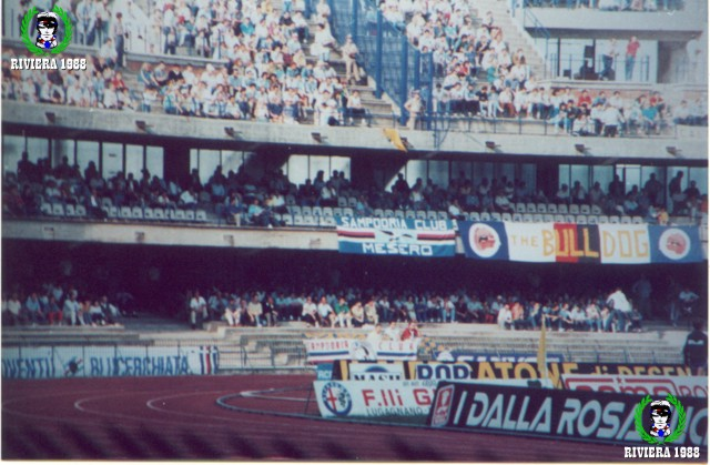 Verona-Sampdoria 1986/1987