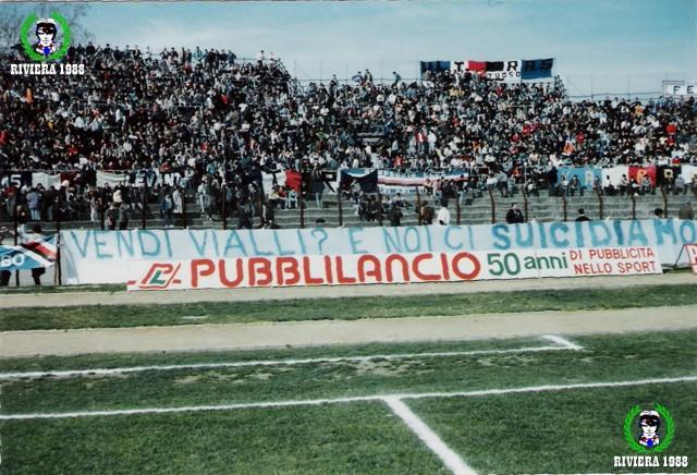 Cesena-Sampdoria 1987/1988