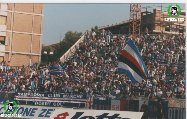 Ancona-Sampdoria 1992/1993