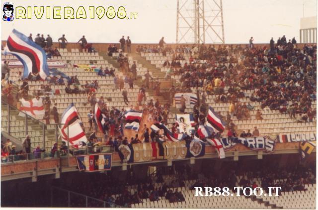 Cagliari-Sampdoria 1992/1993