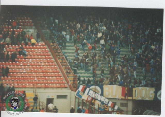 Milan-Sampdoria 1992/1993