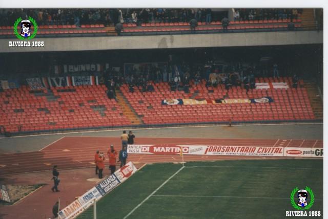 Napoli-Sampdoria 1992/1993