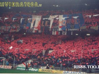 Sampdoria-Genoa 1992/1993