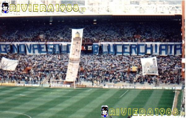 Sampdoria-Inter 1992/1993