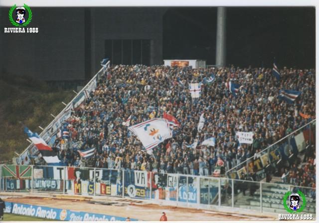 Ancona-Sampdoria 1993/1994 coppa Italia, finale