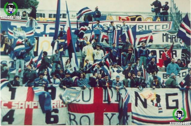 Foggia-Sampdoria 1993/1994