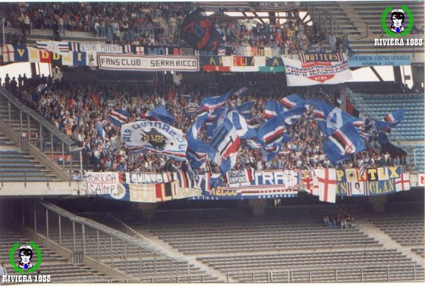 Juventus-Sampdoria 1993/1994
