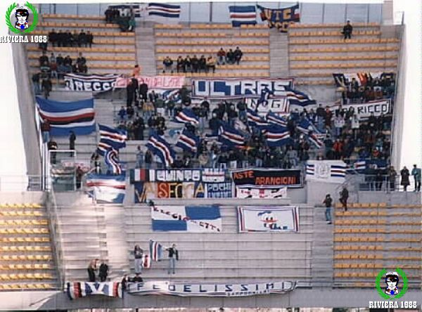 Lecce-Sampdoria 1993/1994