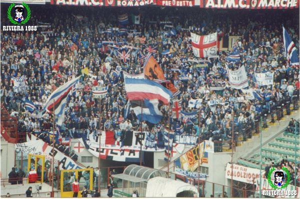 Milan-Sampdoria 1993/1994