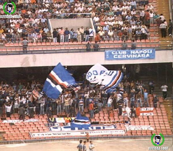 Napoli-Sampdoria 1993/1994