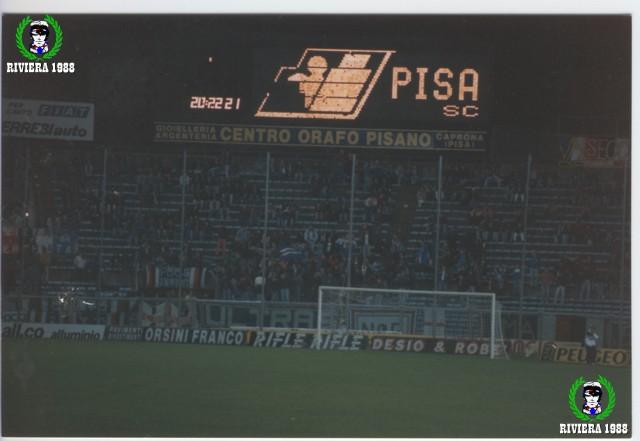 Pisa-Sampdoria 1993/1994 coppa Italia