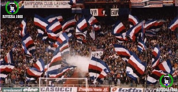 Sampdoria-Roma 1993/1994