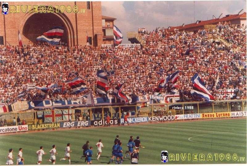 Sampdoria-Padova 1994/1995
