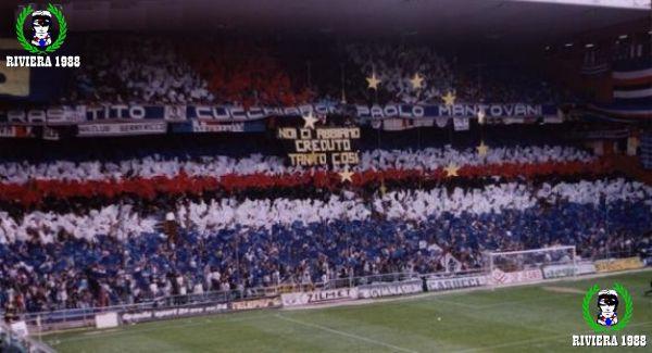 Sampdoria-Milan 1995/1996