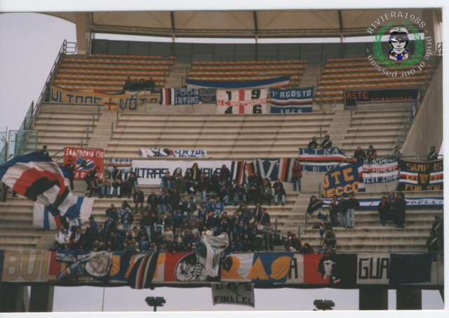 Bari-Sampdoria 1995/1996