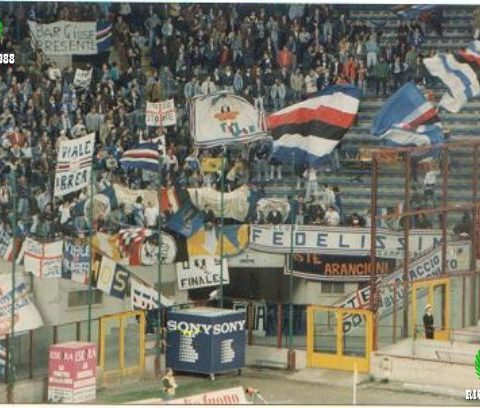 Inter-Sampdoria 1995/1996