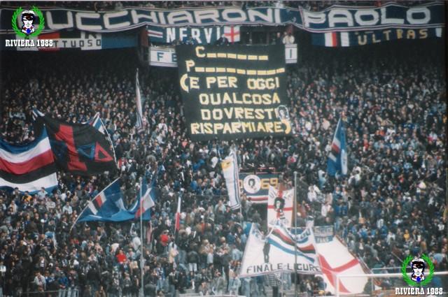 Sampdoria-Atalanta 1995/1996
