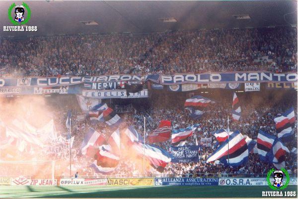 Sampdoria-Lazio 1995/1996