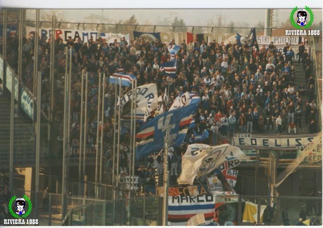 Atalanta-Sampdoria 1996/1997