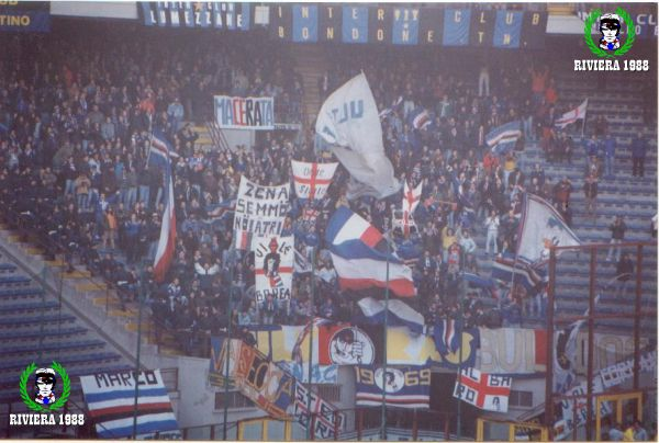 Inter-Sampdoria 1996/1997