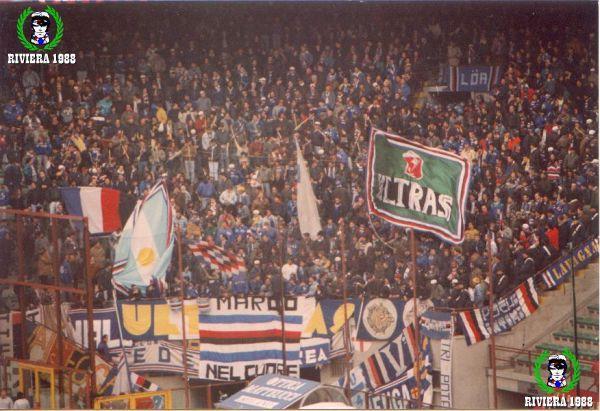 Milan-Sampdoria 1996/1997