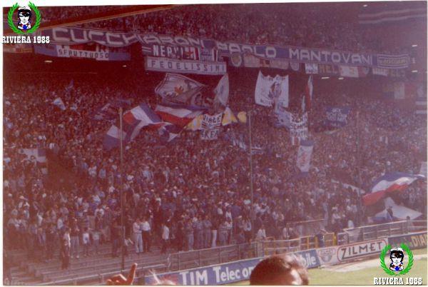 Sampdoria-Atalanta 1996/1997
