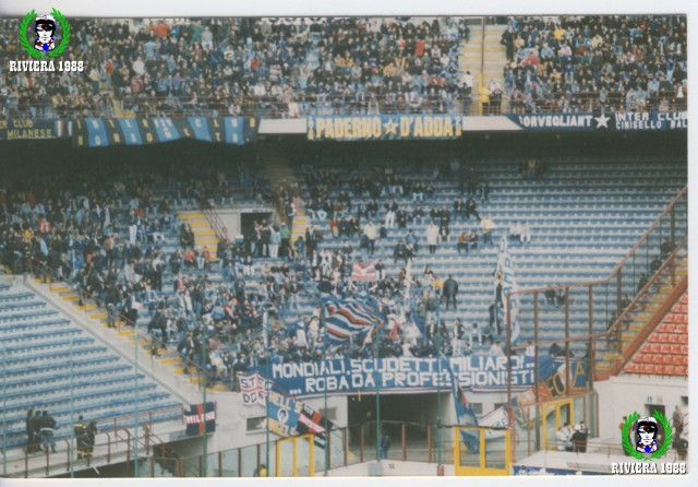 Inter-Sampdoria 1997/1998