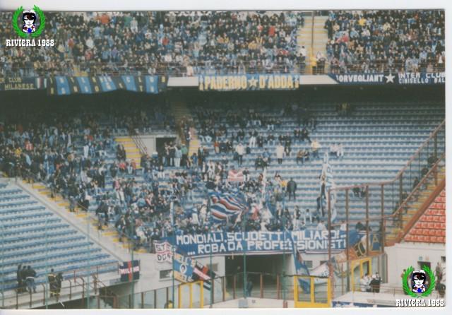 Inter-Sampdoria 1997/1998