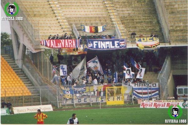 Lecce-Sampdoria 1997/1998