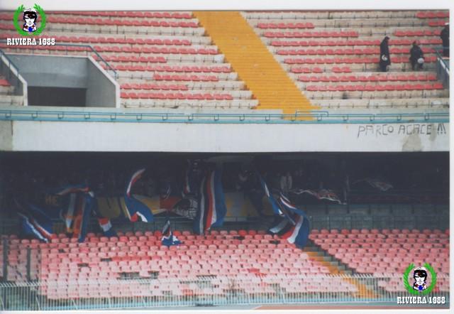 Napoli-Sampdoria 1997/1998