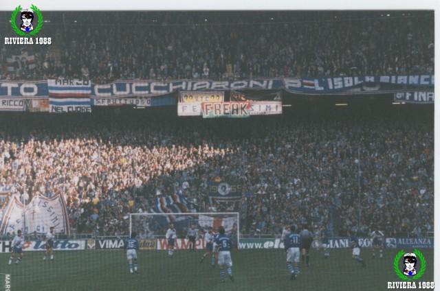 Sampdoria-Bologna 1997/1998