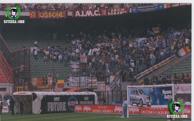 Milan-Sampdoria 1998/1999