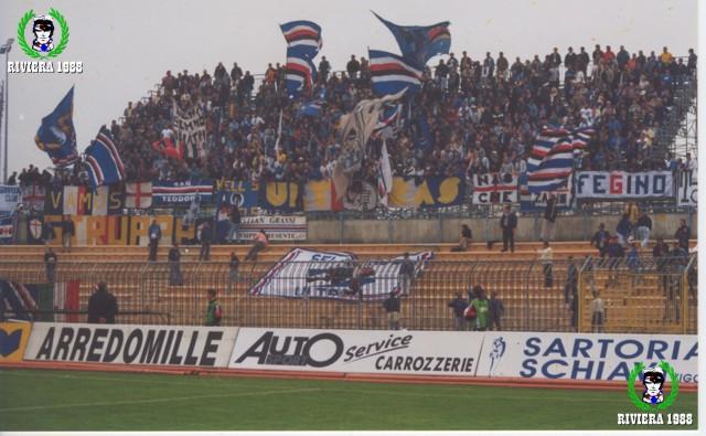 Piacenza-Sampdoria 1998/1999