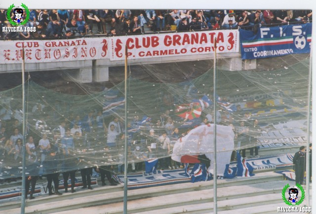 Salernitana-Sampdoria 1998/1999