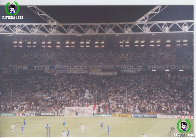 Sampdoria-Harelbeke 1998/1999 Intertoto