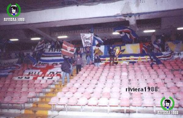Napoli-Sampdoria 1999/2000