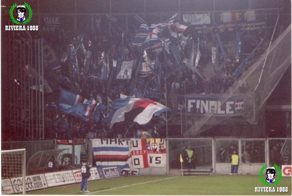 Atalanta-Sampdoria 1999/2000